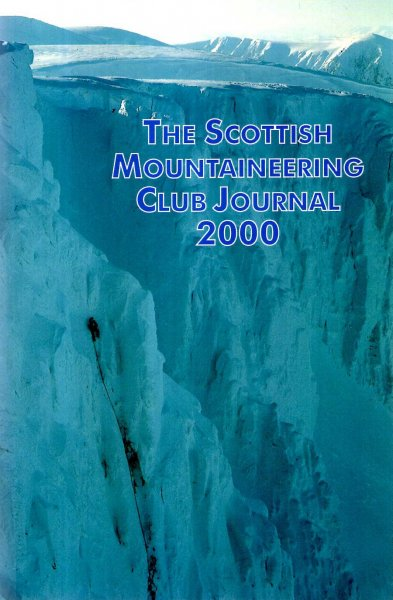 Image for The Scottish Mountaineering Club Journal 2000
