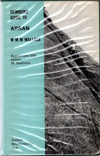 Image for Scottish Mountaineering Club Climbers' Guide Books : Arran