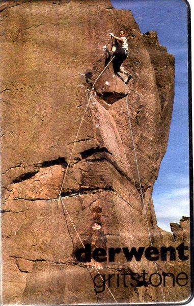 Image for Rock Climbs in the Peak District volume 2 : Derwent Gritstone