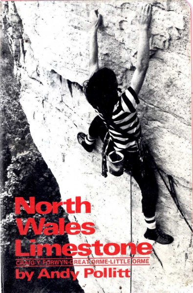 Image for Dark Peak Guidebooks : North Wales Limestone