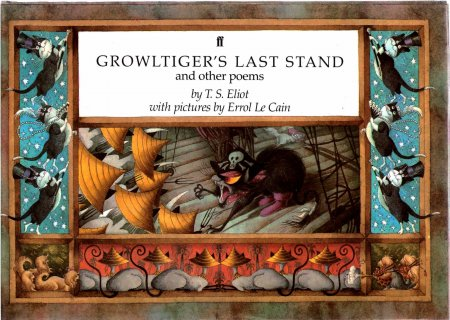 Image for Growltiger's Last Stand and Other Poems