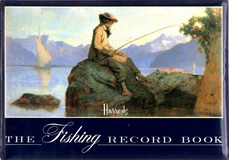 Image for The Fishing Record Book