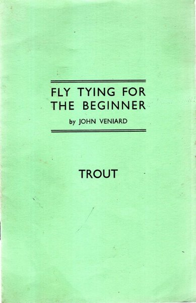 Image for Fly Tying for the Beginner : Trout