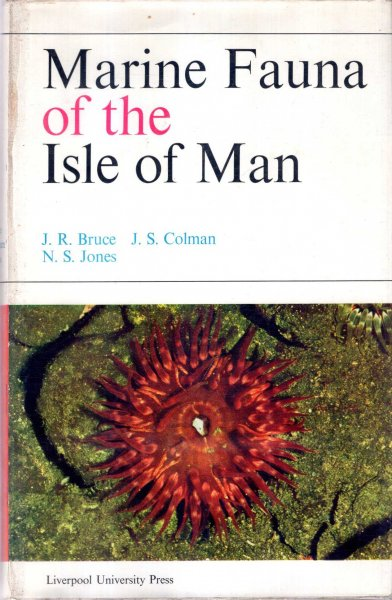 Image for Marine Fauna of the Isle of Man and its surrounding seas