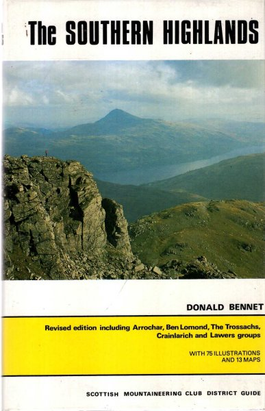 Image for The Southern Highlands (Scottish Mountaineering Club district Guide)