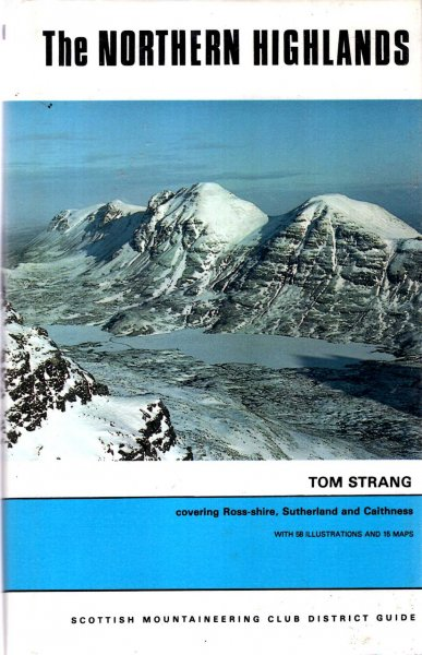 Image for The Northern Highlands (Scottish Mountaineering Club district guide book)