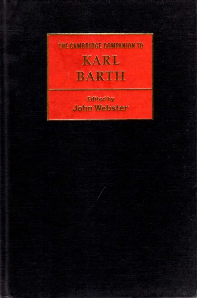 Image for The Cambridge Companion to Karl Barth