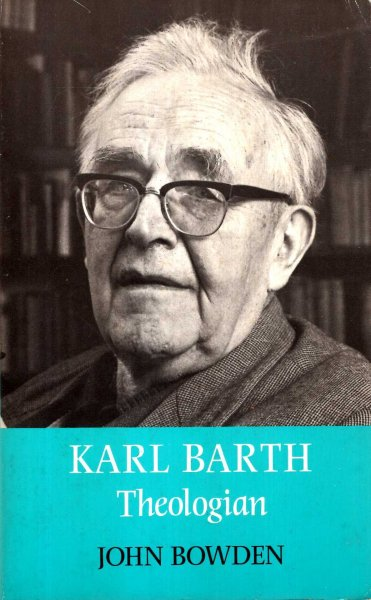 Image for Karl Barth: Theologian
