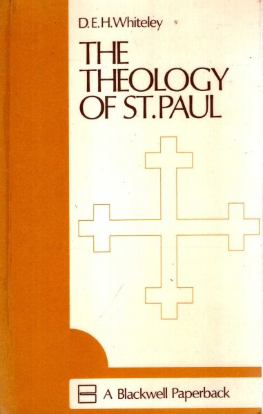 Image for The Theology of St. Paul