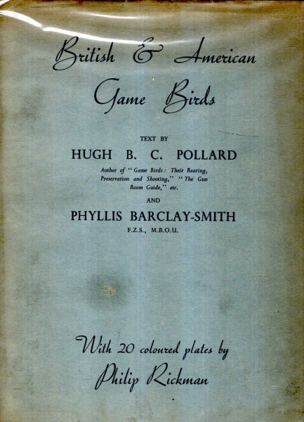 Image for British & American Game-Birds