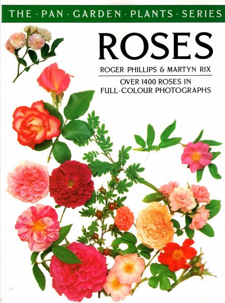 Image for Roses (The Pan Garden Plants Series)