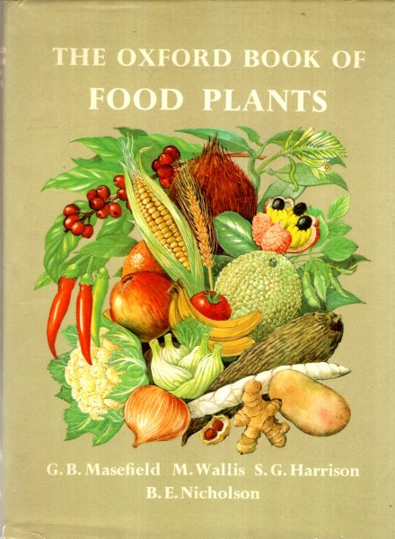 Image for The Oxford Book of Food Plants