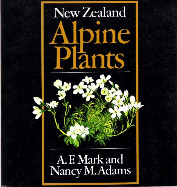 Image for New Zealand Alpine Plants