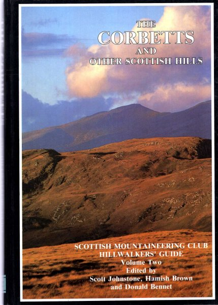 Image for The Corbetts and Other Scottish Hills : Scottish Mountaineering Club Hillwalkers Guide, volume two
