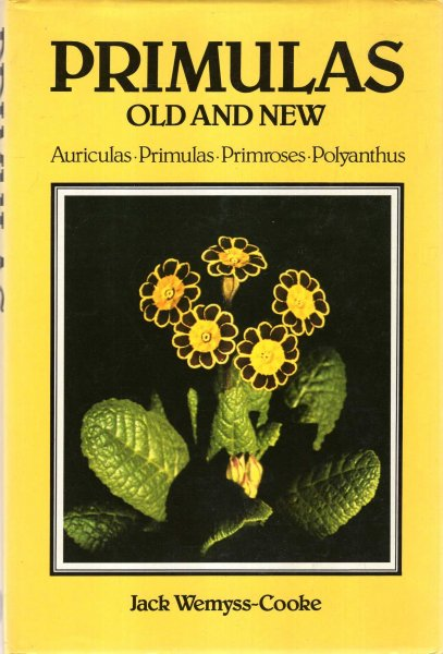 Image for Primulas Old and New - Auriculas, Primulas, Primroses, Polyanthus
