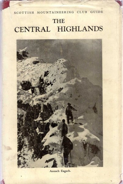 Image for The Scottish Mountaineering Club : The Central Highlands