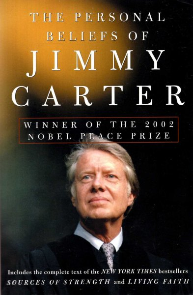 Image for The Personal Beliefs of Jimmy Carter