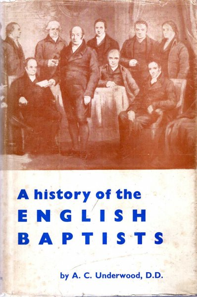 Image for A History of the English Baptists