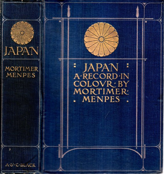 Image for Japan : A Record in Colour