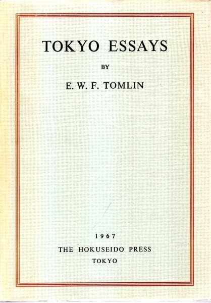 Image for Tokyo Essays