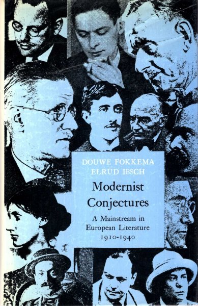 Image for Modernist Conjectures: A Main Stream in European Literature 1910-1940