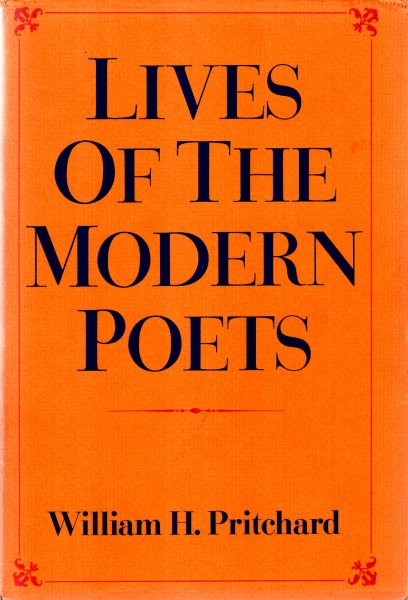 Image for Lives of the Modern Poets