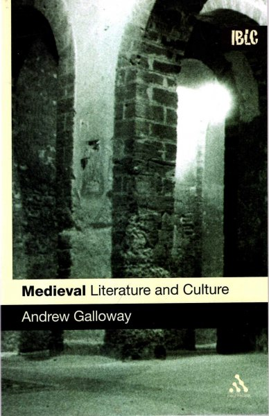 Image for Medieval Literature and Culture : A student guide