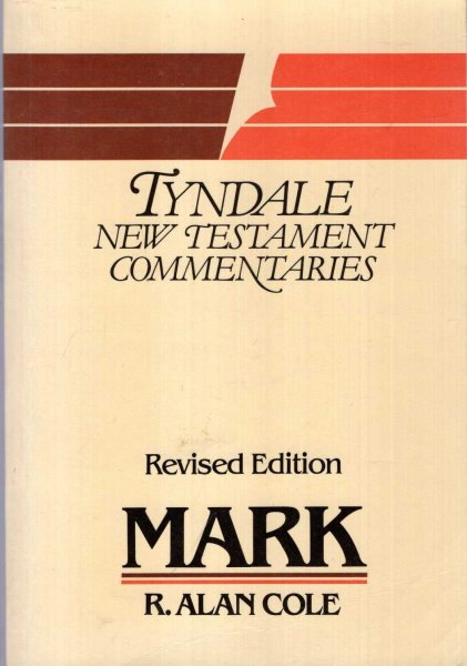 Image for Mark : An Introduction and Commentary (Tyndale commentaries series)