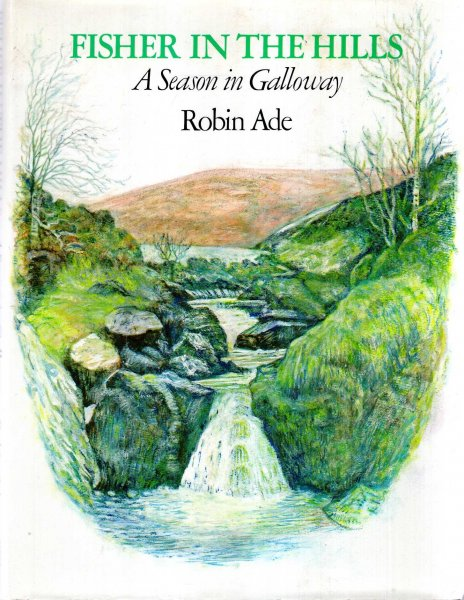 Image for Fisher in the Hills - a season in Galloway