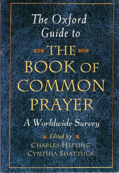 Image for The Oxford Guide to The Book of Common Prayer: A Worldwide Survey