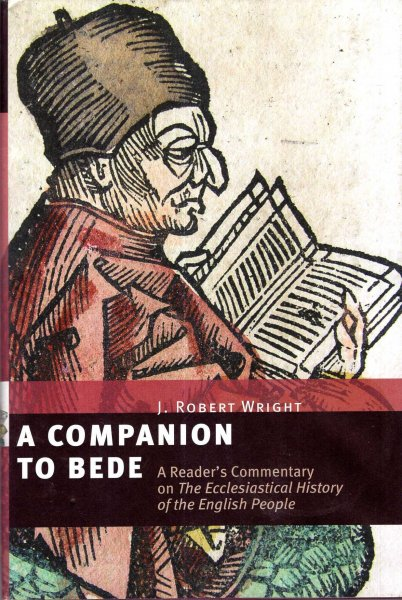 Image for A Companion to Bede : A Reader's Commentary on the Ecclesiastical History of the English