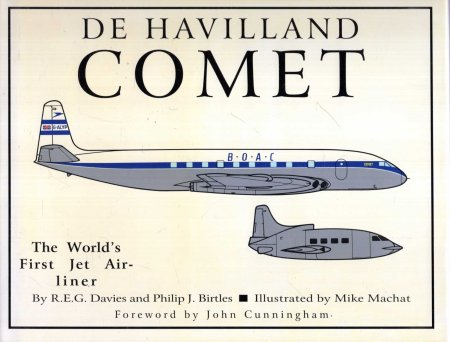 Image for Comet - The World's First Jet Airliner