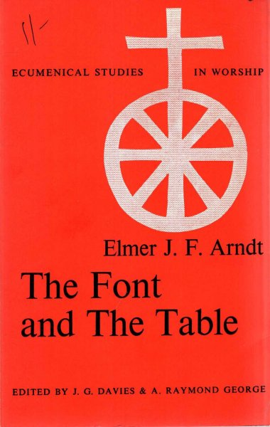 Image for The Font and the Table