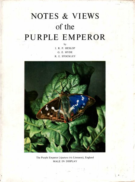 Image for Notes & Views of the Purple Emperor
