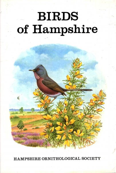Image for Birds of Hampshire