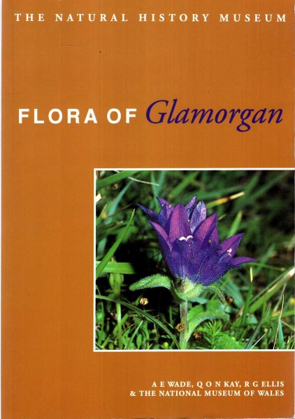 Image for Flora of Glamorgan