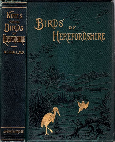 Image for Notes on the Birds of Herefordshire