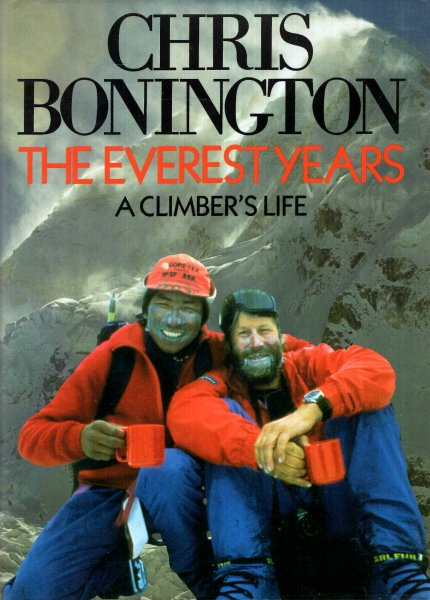 Image for The Everest Years - a climber's life