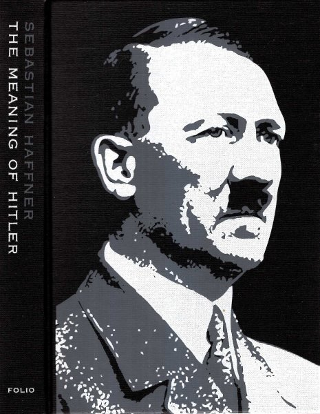 Image for The Meaning of Hitler