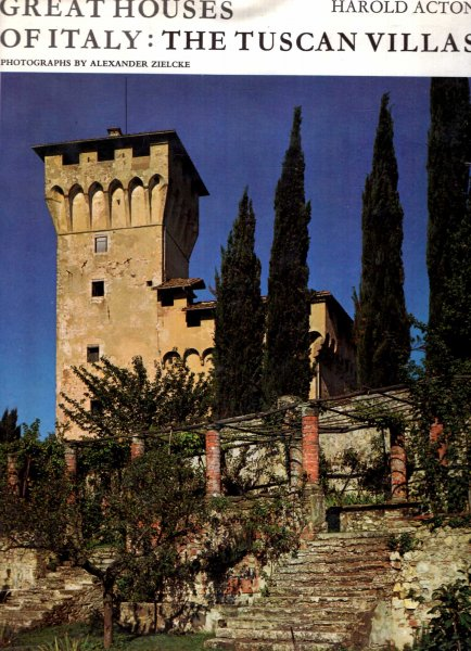 Image for Great Houses of Italy : The Tuscan Villas