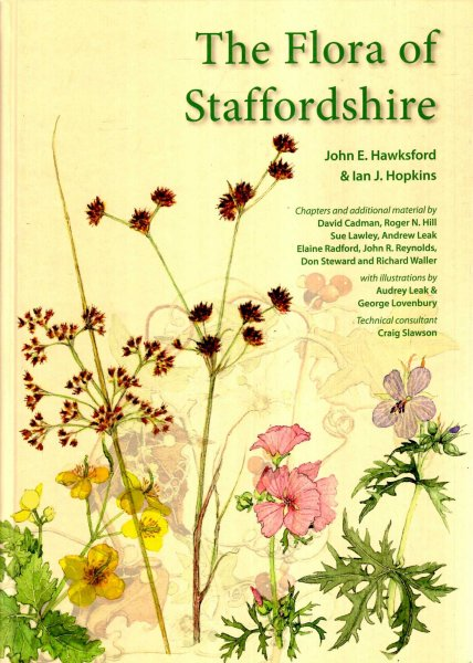 Image for The Flora of Staffordshire