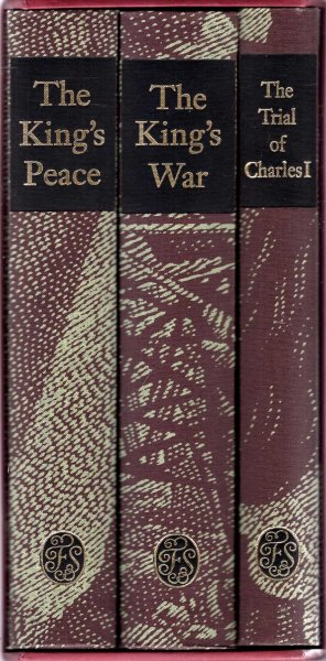 Image for The English Civil War : The King's Peace : The King's War : The Trial of Charles I (three volumes complete)