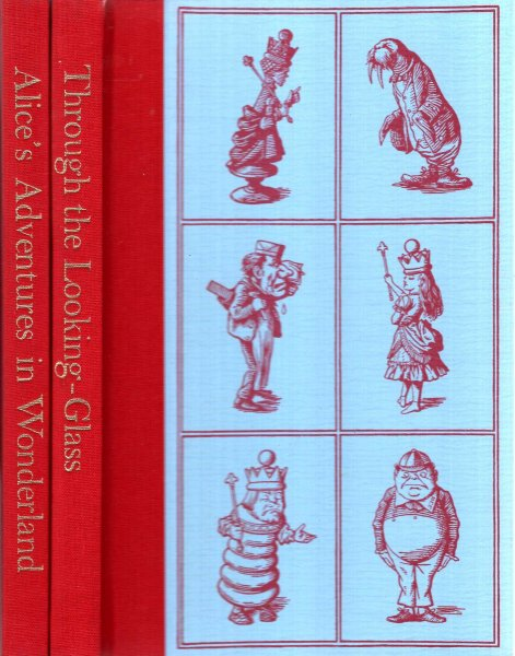 Image for Alice's Adventures in Wonderland [with] Through the Looking Glass