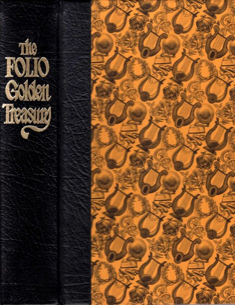 Image for The Folio Golden Treasury - the best songs and lyrical poems in the English language