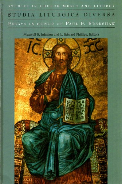 Image for Studia Liturgica Diversa : Essays In Honor Of Paul F. Bradshaw