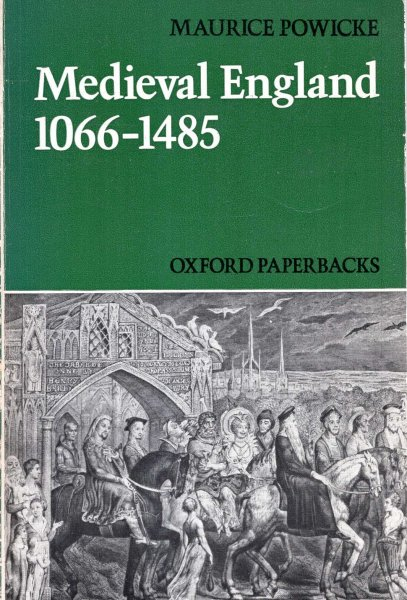 Image for Medieval England, 1066-1485