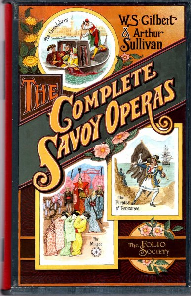 Image for The Savoy Operas (two volumes)