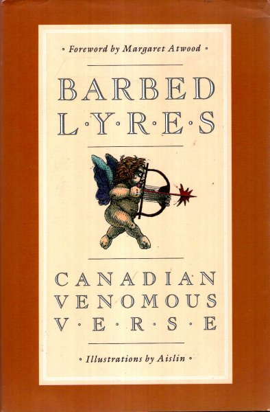 Image for Barbed Lyres: Canadian Venomous Verse