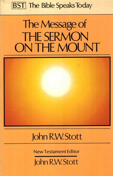 Image for Message of the Sermon on the Mount: Christian Counter-culture (The Bible Speaks Today)