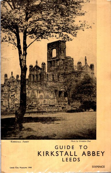 Image for A Guide to Kirkstall Abbey